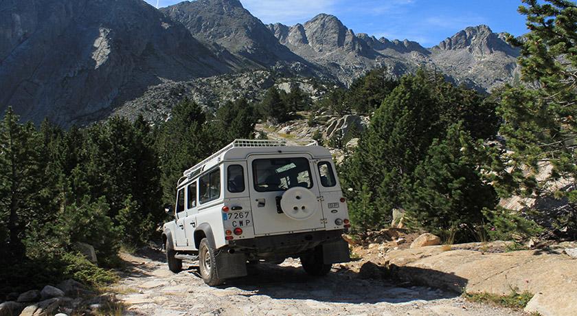 Actividades Pallars Sobirà pirineo catalán