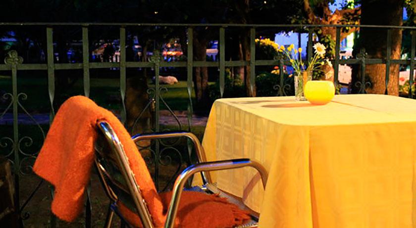 Restaurante el Avet de Sant Maurici